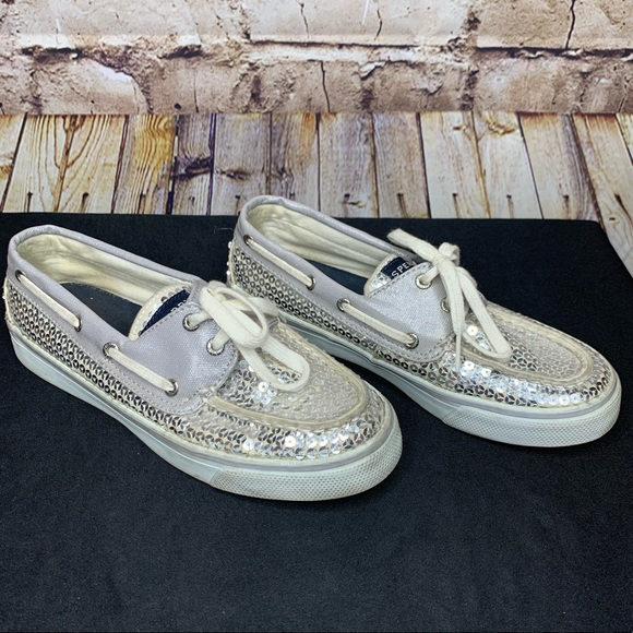 Sperry Shoes | Top Sider Sequin Boat